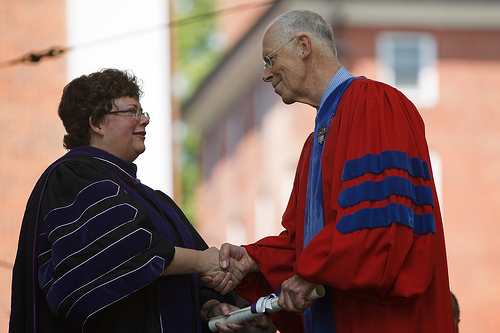 Amherst honorary degree